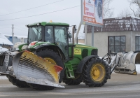 Трактор John Deere 6920. Московская область, Можайск, Вокзальная улица