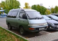 Минивен Toyota Lite Ace FXV 4WD. Россия, Санкт-Петербург, Петергоф, Санкт-Петербургский проспект