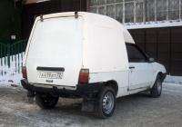 "Фургон ВАЗ-1706 ""Челнок"" #А 419 ВТ 72. Тюмень, Товарное шоссе"