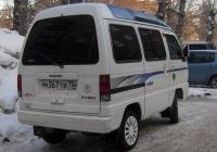 Микроавтобус Suzuki Every #М 367 ТВ 72 . Тюмень