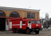 Пожарная автоцистерна АЦ-8,0-40(53229) на шасси КамАЗ-53229 # К 333 ЕО 31. Белгородская область, г. Алексеевка, ул. Мостовая