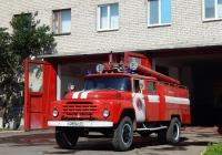 Пожарная автоцистерна АЦ-40(130)-63Б на шасси ЗиЛ-431412 # С 289 АС 31. Белгородская область, г. Алексеевка, ул. Тимирязева