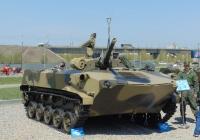 Боевая машина десанта БМД-1П. Омская область, город Омск, парковка Арена-Омск