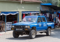 Пикап Toyota Hilux #09 H 2502. Турция, Гейре
