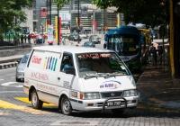 Фургон Nissan Vanette #WTK 7317. Малайзия, Куала Лумпур