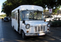 Минибус на базе Ford Transit Mark I, TFC 923 (First generation (1965–1986)). Мальта, Валлетта