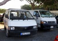 Минибус Toyota HiAce, #DYL 228. Мальта, Валлетта