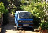 Фургон Bedford Rascal, #UOM 012. Мальта, Валлетта