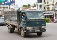 Бортовой грузовик TMT Cuulong #79D-9179. Вьетнам, Нячанг