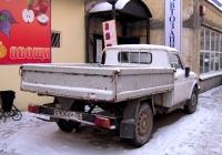"""Грузовой бортовой автомобиль ФВК-2302 """"Бизон"""" #Е 906 КК 72. Тюмень, Ямская улица"""
