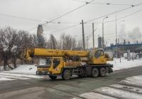 Кран XCMG QY 25 K5 #AE 5220 EM. Днепропетровская область, Каменское, ул. Горобца