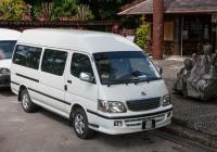 Микроавтобус King Long #QBB 9061. Малайзия, Сантубонг