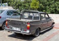 Пикап Dacia Pickup Double Cab #48 HJ 236. Турция, Калкан