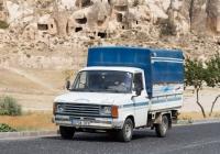 Грузовой автомобиль Ford Transit #50 UK 973. Турция, Гёреме