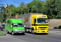Бортовой грузовик  Renault Premium #АХ 8851 ВВ. Харьковская область, г. Харьков, улица Полтавский шлях