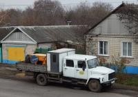 Автомобиль дорожной службы на базе ГАЗ-3309 # К 064 ТВ 31. Белгородская область, г. Алексеевка, ул. Чапаева