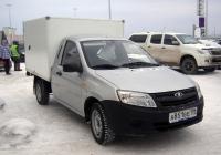 """Фургон на шасси ВИС-2349 #А 851 ВЕ 196 . Тюмень, парковка ТРЦ """"Кристалл"""""""