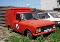 Фургон ИЖ-2715-01 #А 644 НЕ 72 . Тюмень, улица Пархоменко