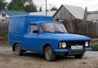 Фургон ИЖ-2715-01 #Е 139 РР 96 . Свердловская область, Лосиный