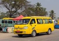 Микроавтобус Kia Bongo III #4H-9177. Мьянма, Дала