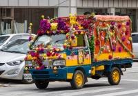 Грузовой автомобиль Kia Towner. Корея, Каннын
