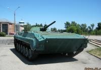 БМП-1. Алтайский край, Барнаул, площадь Ветеранов