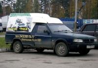 Пикап Москвич-2335 #Н 416 ОР 66 . Свердловская область, Берёзовский