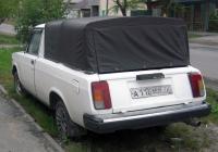 Пикап ВАЗ-21043-33 #А 116 МА 72 . Тюмень, улица Калинина