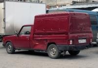 Фургон ИЖ-27175 #А 613 ТХ 72 . Тюмень, Киевская улица