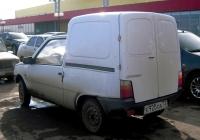 Фургон ВАЗ-17013 «Тойма» #Е 920 ОА 72 . Тюмень, Алебашевская улица