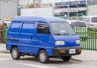 Фургон Damas. Корея, Сеул