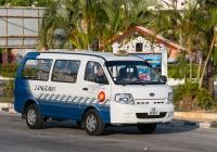 Микроавтобус Kia Pregio #KV 8056 C. Малайзия, Лангкави, Пантай Ченанг