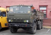 Автомобиль КамАЗ-4310 # 18-07 ГП. Белгородская область, г. Алексеевка, территория агротехнического техникума