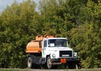 Автотопливозаправщик на шасси ГАЗ-3309 # М 596 ВХ 31. Белгородская область, Алексеевский район, с. Гарбузово
