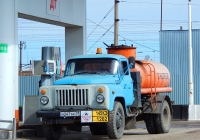 Автотопливозаправщик на шасси ГАЗ-53-12 # Н 247 АК 31. Белгородская область, г.  Алексеевка, ул. Заводская