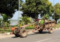 Мотоблок. Мьянма, Хпа-ан