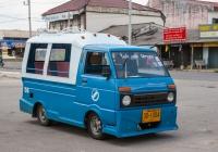 Daihatsu Hijet #30-1004, оборудованный для перевозки пассажиров. Таиланд, Краби