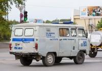 Милицейский автомобиль УАЗ #А 1817 24. Красноярский край, Ачинск
