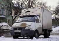 """Автомобиль с изотермическим кузовом ГАЗ-3302-288 """"Газель-Бизнес"""". Самара, улица Чернореченская"""