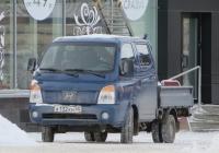 Бортовой грузовик Hyundai Porter II #А 132 КН 45.  Курган, улица Ленина