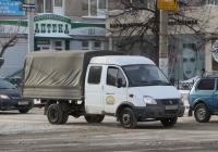 "Автомобиль ГАЗ-330232 ""Газель"" #А 709 ЕУ 45. Курган, улица Куйбышева"
