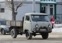 Бортовой грузовик УАЗ-33039 #Н 816 КЕ 45. Курган, улица Куйбышева