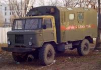 ГАЗ-66* б/н. Самара, Хлебная площадь