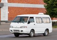 Микроавтобус Hyundai H100 #К 867 ВВ 70. Томская область, Северск
