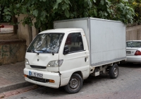 Фургон HFKanuni K 971 #34 FU 9502. Турция, Стамбул