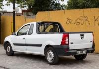 Пикап Dacia Logan #34 YRN 14. Турция, Стамбул