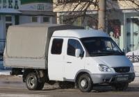 "Автомобиль ГАЗ-33023 ""Газель"" #М 915 ВТ 45. Курган, улица Куйбышева"