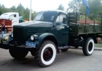 Бортовой грузовой автомобиль ГАЗ-63 . Тюмень, Севастопольская улица