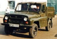 Пикап на базе автомобиля УАЗ-3151 #8789 УЛЛ . Ульяновск