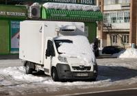 Фургон АФ 373351А на шасси Peugeot Boxer #Е 197 ОС 777. Красноярский край, Железногорск, Восточная улица